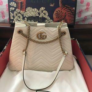 New Gucci Marmont Matelasse Shoulder Crossbody bag
